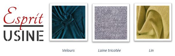Nuancier des matières pour une décoration industrielle chic et cosy