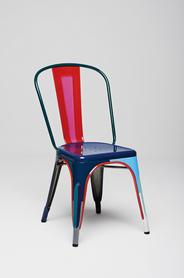 chaise tolix modele a en couleurs