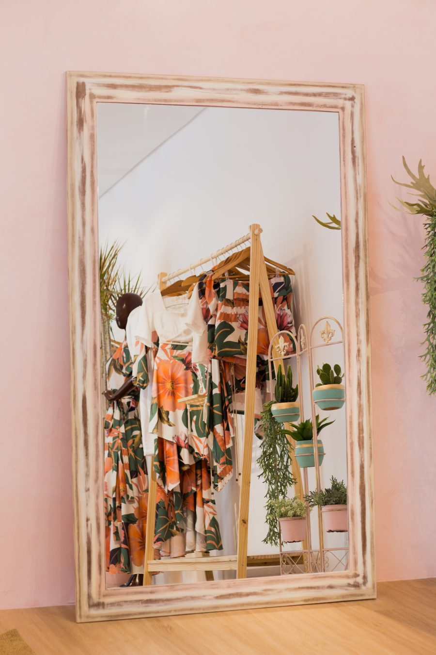 Miroir style industriel tendance